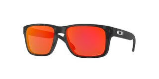Oakley Holbrook XS Fritidsbrille Matte Black Camo/Prizm Ruby