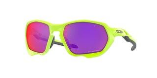 Oakley Plazma Briller Matte Retina Burn/Prizm Road