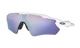 Oakley Radar EV Path Glasögon Polished White/Prizm Snow
