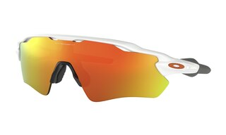 Oakley Radar EV Path Glasögon Polished White/Fire Iridium