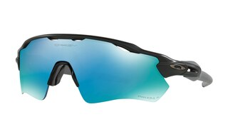 Oakley Radar EV Path Glasögon Matte Black/Prizm Deep Water Polarized