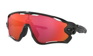 Oakley Jawbreaker Glasögon Matte Black/Prizm Trail Torch