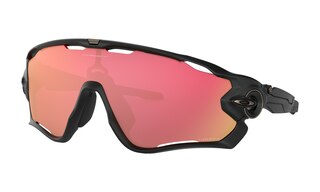 Oakley Jawbreaker Glasögon Matte Black/Prizm Snow Torch