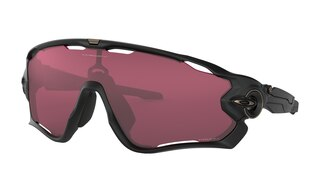 Oakley Jawbreaker Glasögon Matte Black/Prizm Snow Black