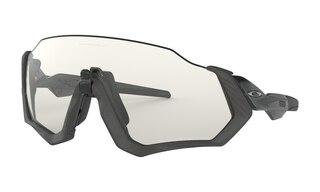 Oakley Flight Jacket Glasögon Grey Ink/Photochromic