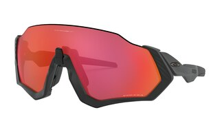 Oakley Flight Jacket Glasögon Matte Black/Prizm Trail Torch