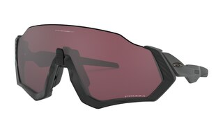 Oakley Flight Jacket Glasögon Matte Black/Prizm Road Black