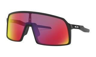 Oakley Sutro Prizm Glasögon Matte Black/Prizm Road