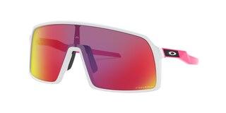 Oakley Sutro Prizm Briller Matte White/Prizm Road