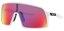 Oakley Sutro S Prizm Briller Matte White/Prizm Road
