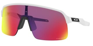 Oakley Sutro Lite Prizm Glasögon Matte White/Prizm Road