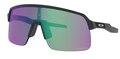 Oakley Sutro Lite Prizm Glasögon Matte Black/Prizm Road Jade