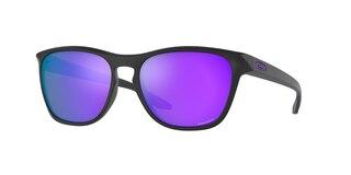 Oakley Manorburn Briller Matte Black/Prizm Violet