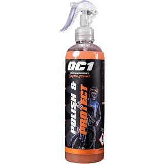 OC1 Polish and Protect 450 ml. Vannutdrivende polering