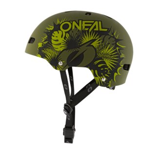 Oneal Dirt Lid ZF Hjelm Forst Green, Str. L/XL