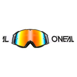 Oneal B-20 Briller Sort/Hvit