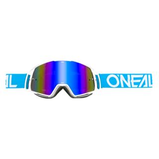 Oneal B-20 Briller Blå/Hvit