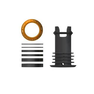 OneUp EDC Top Cap Kit Gull, For EDC verktøy