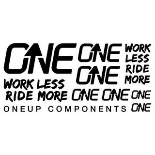 OneUp Components Dekal Sett- Bikeshop.no