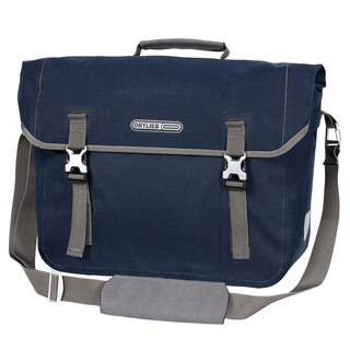 Ortlieb Commuter Bag Two Urban Sideveske Blå (Ink), 20 L