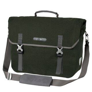 Ortlieb Commuter Bag Two Urban Sideveske Grønn (Pine), 20 L