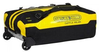 Ortlieb Duffle RS 110 l Gul/Svart, 110 l, 33 x 86 x 45 cm