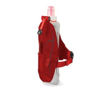 Osprey Duro Handheld Flaske Rød, 250ml, Håndholdt