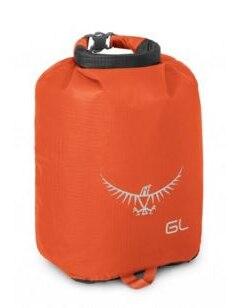 Osprey Ultralight Drysack 6 Orange, 6L