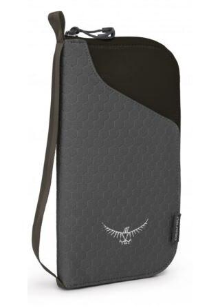 Osprey Document Zip Wallet Svart
