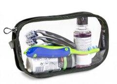 Osprey Washbag Carry-On Toalettmappe Grå/Transparent