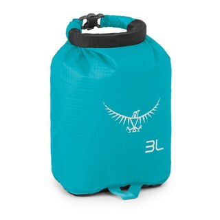 Osprey Ultralight Drysack 3 Turkis (Tropic Teal), 3 L