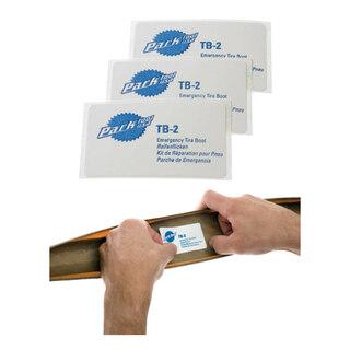 Park Tool TB-2 Lappesaker Enkel og sikker lapping av dekk