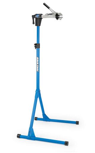 Park Tool PCS 4.1 Mekkestativ Blå, 11.8 kg