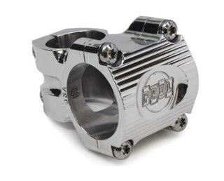 Paul Boxcar Stem Polert Sølv, 31.8mm, 0 grader