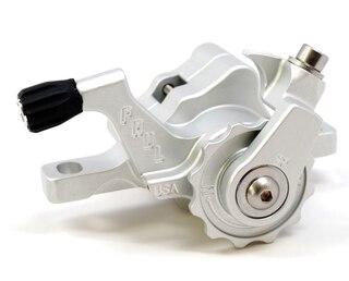 Paul Klamper Skivebremskalipper Sølv, Long Pull Pull. Mekanisk