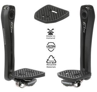 Pedal Plate SPD-X Pedalplate Sort