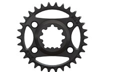 Pilo Narrow Wide SRAM Krankdrev 30T Sort, 30T, Direct Mount, 6mm Offsett