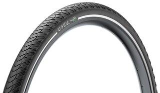 """Pirelli Cycl-e XT 28"""" Dekk Sort, 50-622, Rigid, Refleks, 1180g"""