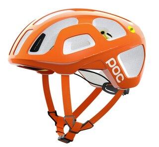POC Octal MIPS Hjelm Flurescent Orange AVIP, Str. S