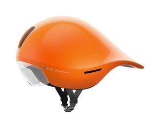 POC Tempor Hjelm Fluorescent Orange, Str. M