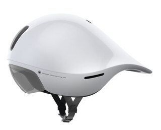 POC Tempor Hjelm Hydrogen White, Str. M