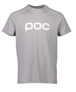 POC M`S Reform Enduro T-Skjorte Alloy Grey, Str. L