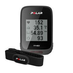Polar M460 HR GPS Sykkelcomputer Sort, HR, Bluetooth Smart, USB