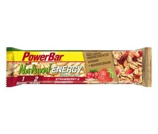 PowerBar Natural Energibar Strawberry & Cranberry