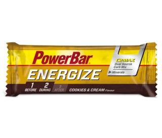 PowerBar Energize Energibar Cookies&Cream, 55 gram