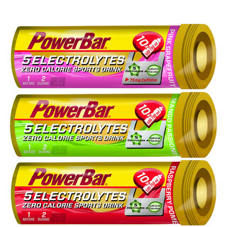 PowerBar 5 Electrolytes Tabletter Pink Grapefruit