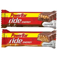 PowerBar Ride Energibar Chocolate-Caramel