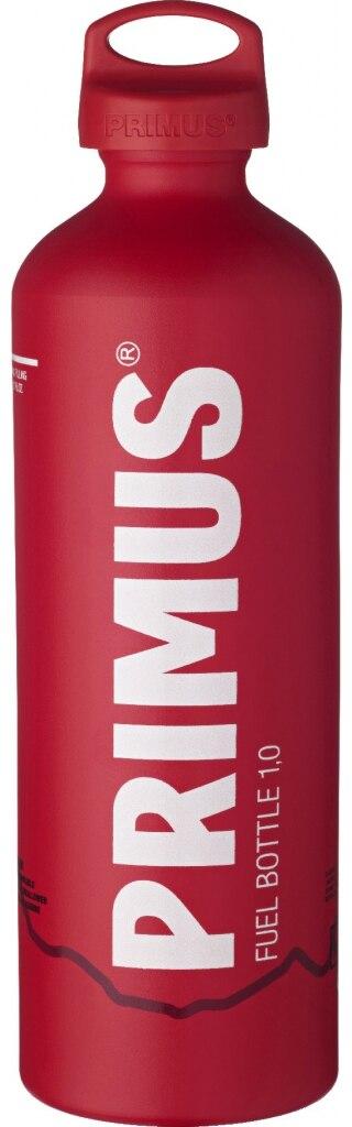 Primus 1,0L Fuel Bottle u/Brensel Rød