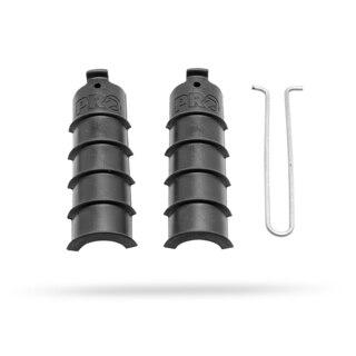 PRO Di2 Batteriholder Til Gaffelrør Inkludert Verktyg
