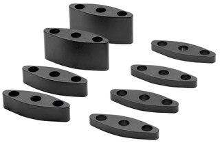 Profile Design Aeria Riser Kit Sort, 5-40 mm